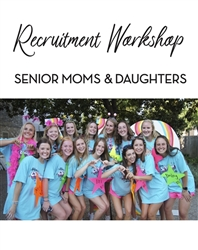 Sorority Recruitment Workshops