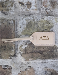 Jon Hart Luggage Tag - Alpha Xi Delta