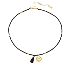 NNY Beaded Choker - Kappa