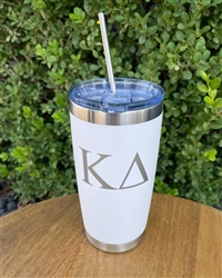 Sorority Swig 20 oz. - Kappa Delta