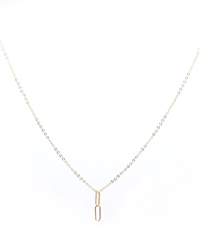 BBL Smalls Gold Necklace