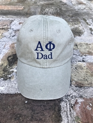 Dad Sorority Hat - Alpha Phi