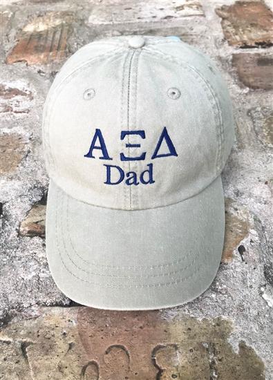 Alpha Xi Delta Dad Sorority Hat c8d9dc92b8ac