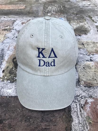 Kappa Delta Dad Sorority Hat a10fda1fca0e