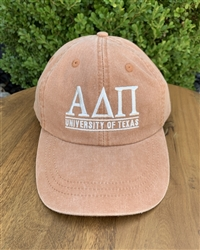 UT Orange Hat- A D Pi