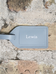 Jon Hart Slate Luggage Tag