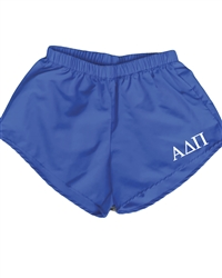Blue Sorority Shorts - ADPi