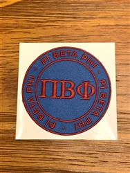 Pi Beta Phi Sorority Patch