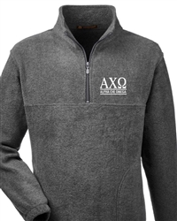 Gray Fleece - Alpha Chi