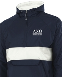Alpha Chi (Texas) Rain Jacket