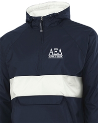 Sorority Rain Jacket - Alpha Xi Delta