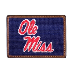 SB Card Wallet - Ole Miss