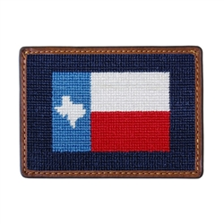 SB Card Wallet - Texas Flag