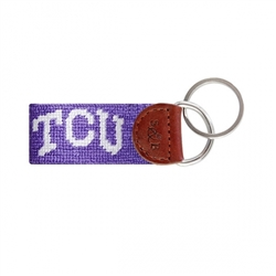SB Key Fob -TCU (purple)