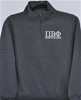 Gray Sweatshirt - UT Pi Phi 2 Colors